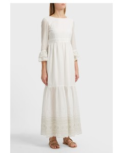 Sunday Morning Cotton Boho Dress