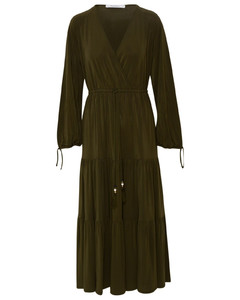 reversible army parka with fur lining