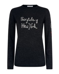 Fairytale of New York Sparkle Jumper