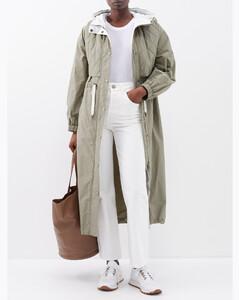 4373fcf2edea Rodeo striped linen-blend trousers
