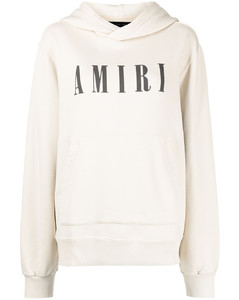 Helm striped cotton and linen-blend dress