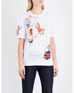 Sketch cotton-jersey T-shirt