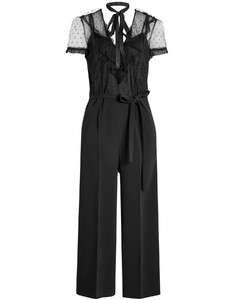 Jumpsuit with Tulle