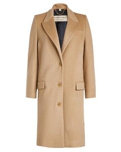Fellhurst Wool Coat with Cashmere