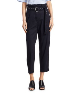 Utility Cotton Pants
