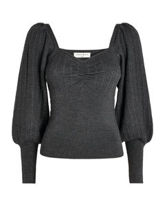 Lucy bomber jacket Black