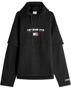 x Tommy Hilfiger Cotton Hoody