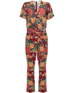 Aiah Leather Moto Jacket