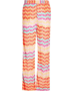 Angry Cat Embroidered Gucci Logo Print Hooded Sweater in Black