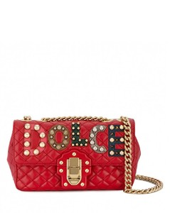 Lucia Quilted Shoulder Bag
