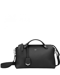 By The Way Leather Shoulder Bag