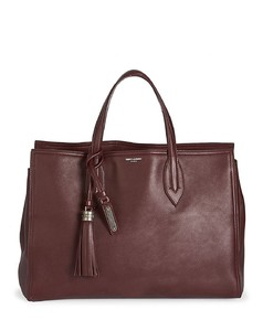 Amber Medium Soft Leather Tote