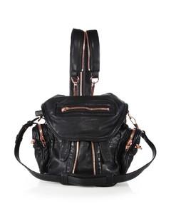Classic Leather Backpack 48ae22b17a625