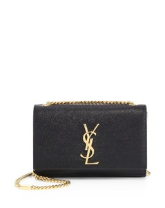 Small Kate Monogram Leather Chain Shoulder Bag