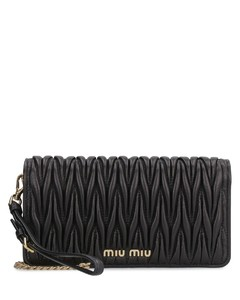 M'O Exclusive Mini Polished Bow Clutch