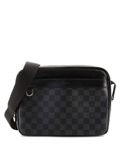 AGGIE LARGE LEATHER TOTE BAG IN MINERAL