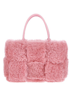 Embellished Leather Mini Backpack