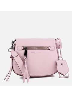 Women's Recruit Small Nomad Saddle Bag - Pale Lilac