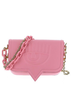 Blue Contrast Duffle Bag