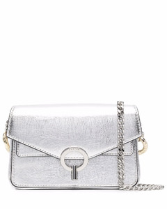 Pink Leather Card Holder