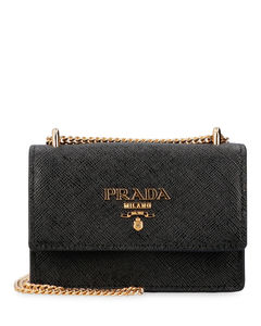 Red Mini Alix Top Handle Satchel