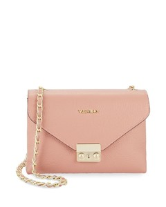 Isabelle Leather Crossbody Bag