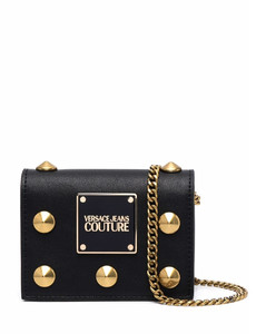 Metal Mix GG Marmont Leather iPhone Case