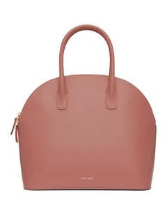 Pink Rounded Bag