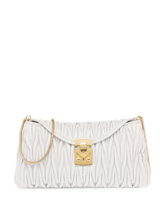 Pixie Small Leather Shoulder Bag