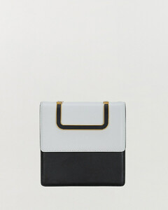 Chubby Crossbody Leather Shoulder Bag