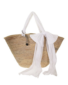 Small Satin Pin Clutch