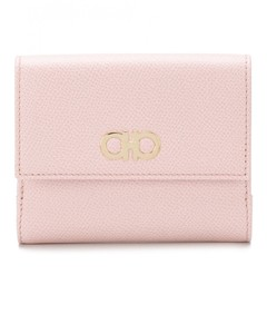 Gancini Leather Wallet