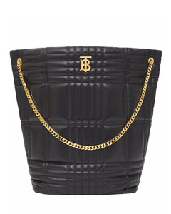 Canne Leather Le Corset Clutch