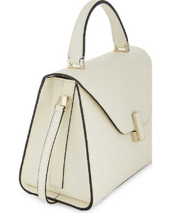 Iside medium grained-leather cross-body bag