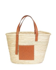 Large Basket Bag