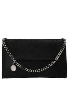 Lucent Faux-Leather Tote