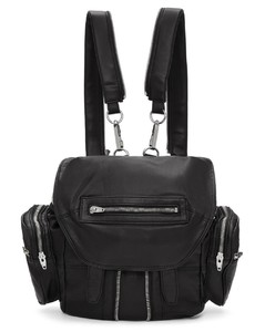 Black Mini Marti Backpack