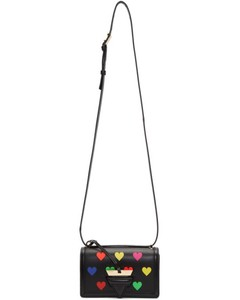 Black Small Barcelona Hearts Bag