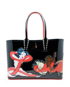 Brown Large Dolly Tote