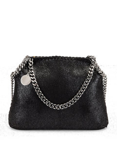 Valentine leather phone chain shoulder bag