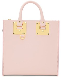 Pink Square Albion Tote