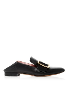 Janelle Buckle Slipper