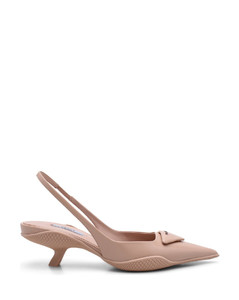 Star Leather Espadrille Flats