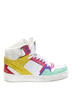 Elyse Star Platform Oxfords