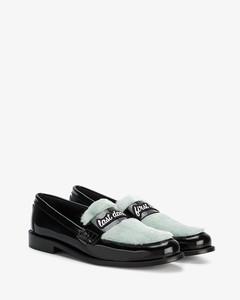 Last Dance sheep skin loafers