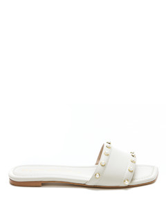 Metallic Monogram Espadrilles in Gold