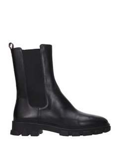 Yellow Inopsis 55 suede mules