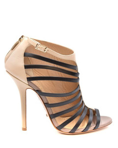 Lurex Bow Slip On