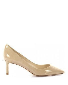 Pumps ROMY 60 patent leather beige