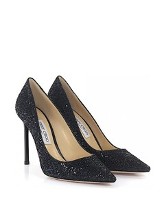 Pumps Romy 100 fabric black